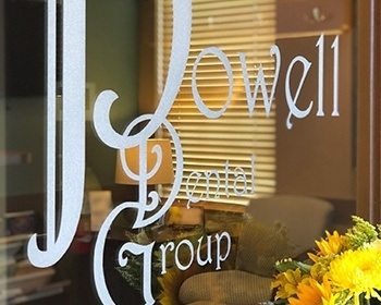 Powell Dental Group entrance
